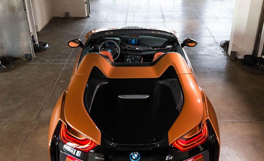 2019 BMW i8 Roadster - Slide 50