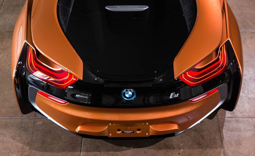 2019 BMW i8 Roadster - Slide 51