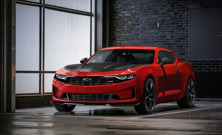 2019 Chevrolet Camaro 2.0T 1LE: A 1LE for the Masses – Official Photos and Info