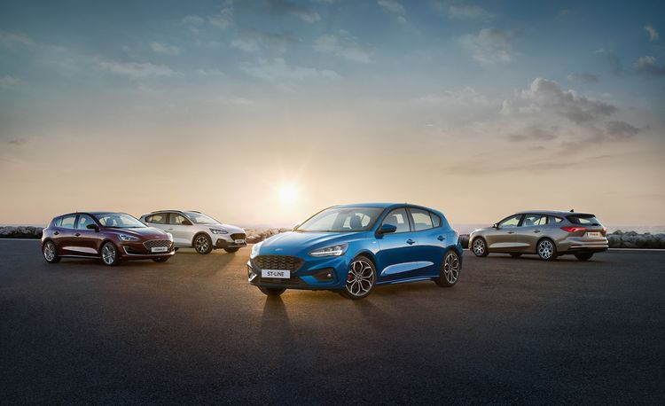 2020 Ford Focus – Official Photos and Info