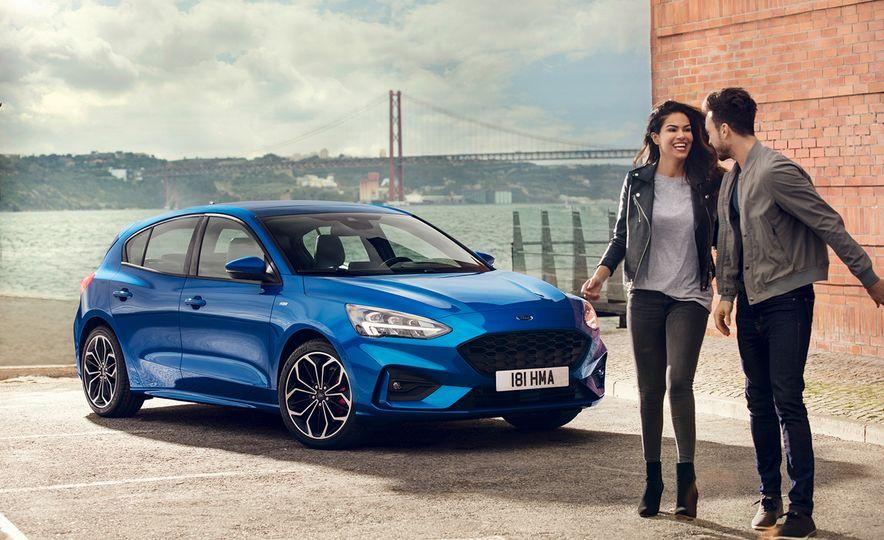 2020 Ford Focus lineup (Euro-spec) - Slide 4