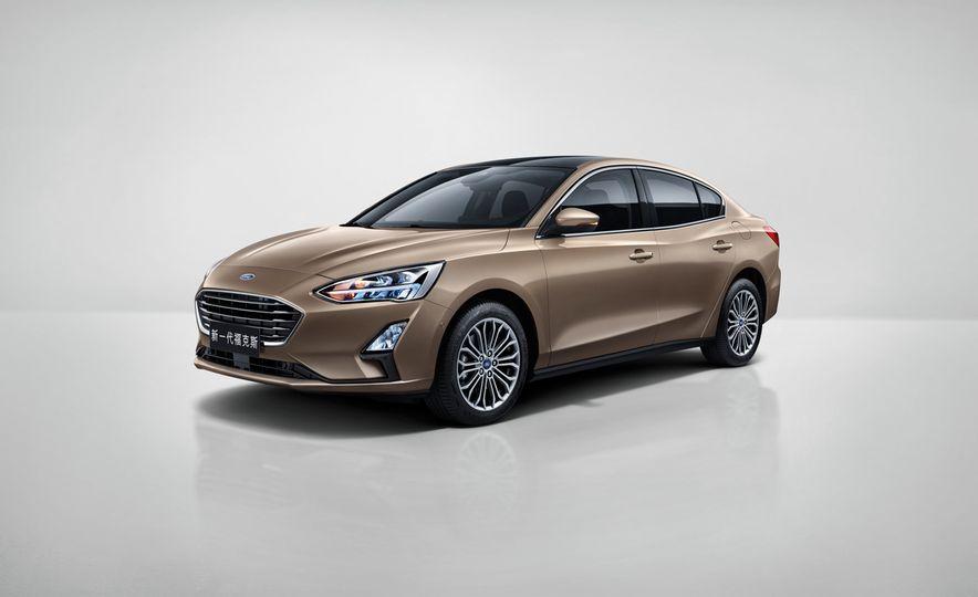 2020 Ford Focus lineup (Euro-spec) - Slide 35