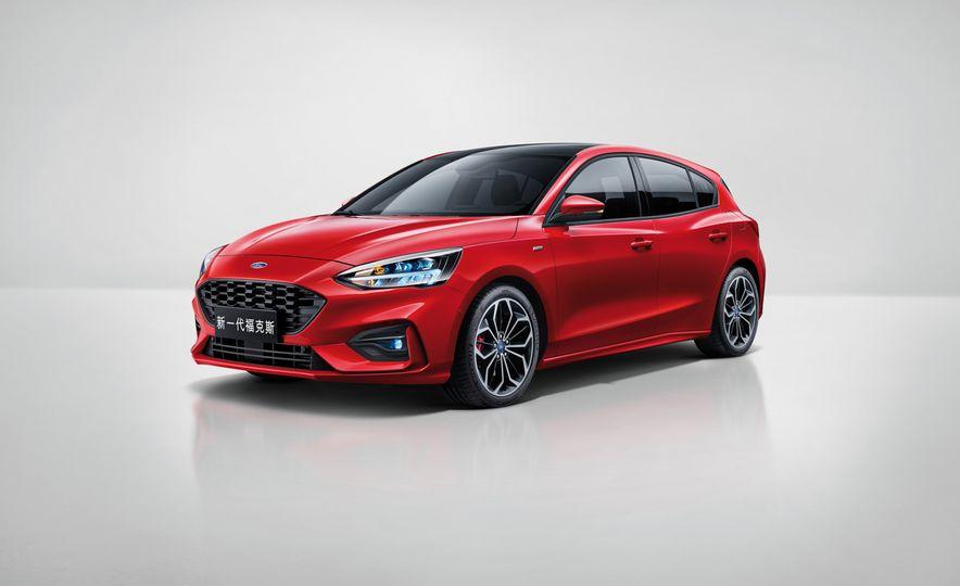 2020 Ford Focus lineup (Euro-spec) - Slide 36