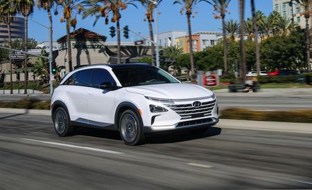 2019 Hyundai Nexo – First Drive Review