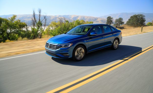 2019 Volkswagen Jetta Pricing Ranges from $19,395 to $27,795