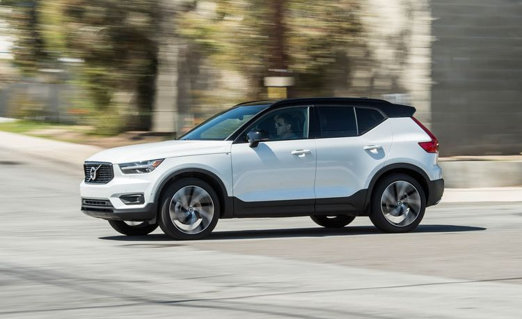 2019 Volvo XC40 T5 AWD – Instrumented Test