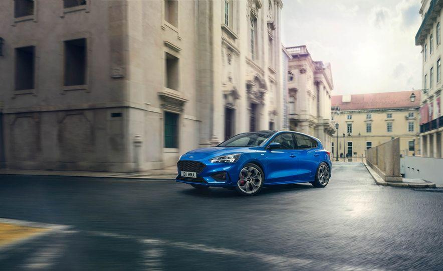 2020 Ford Focus lineup (Euro-spec) - Slide 2
