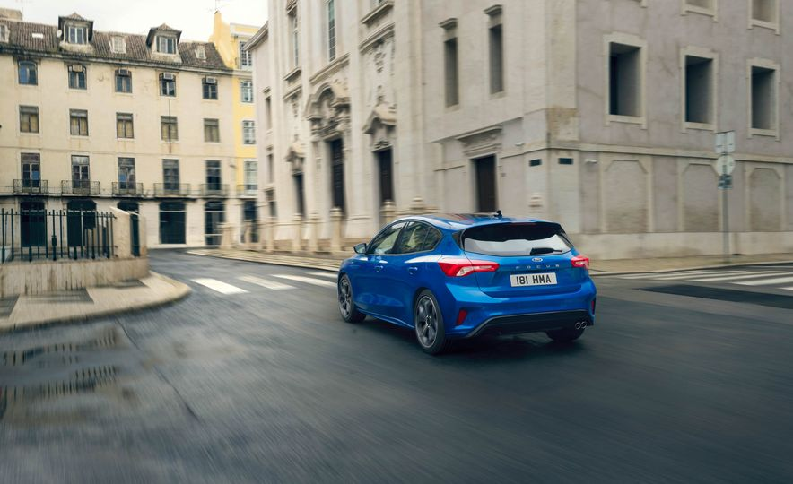 2020 Ford Focus lineup (Euro-spec) - Slide 3
