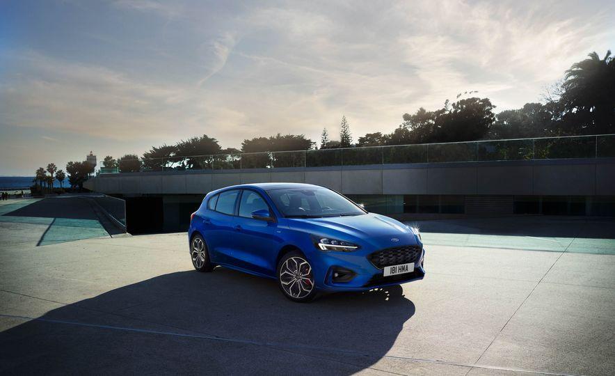 2020 Ford Focus lineup (Euro-spec) - Slide 5