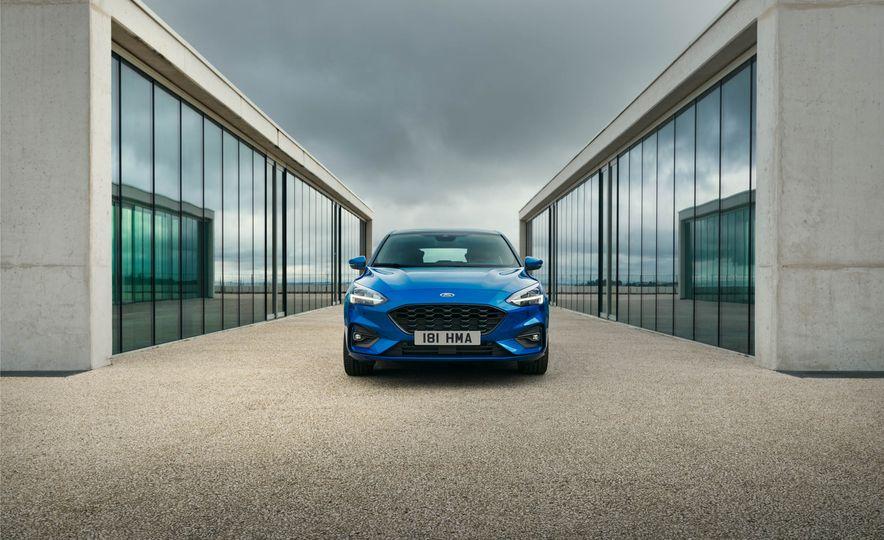 2020 Ford Focus lineup (Euro-spec) - Slide 6