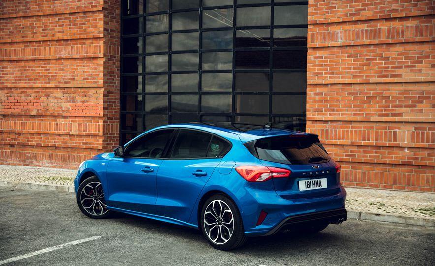 2020 Ford Focus lineup (Euro-spec) - Slide 7