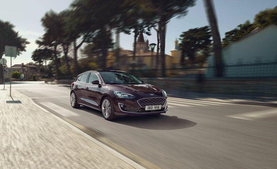 2020 Ford Focus lineup (Euro-spec) - Slide 9