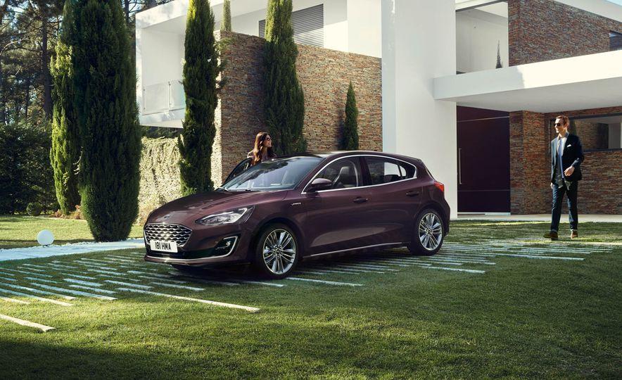2020 Ford Focus lineup (Euro-spec) - Slide 13