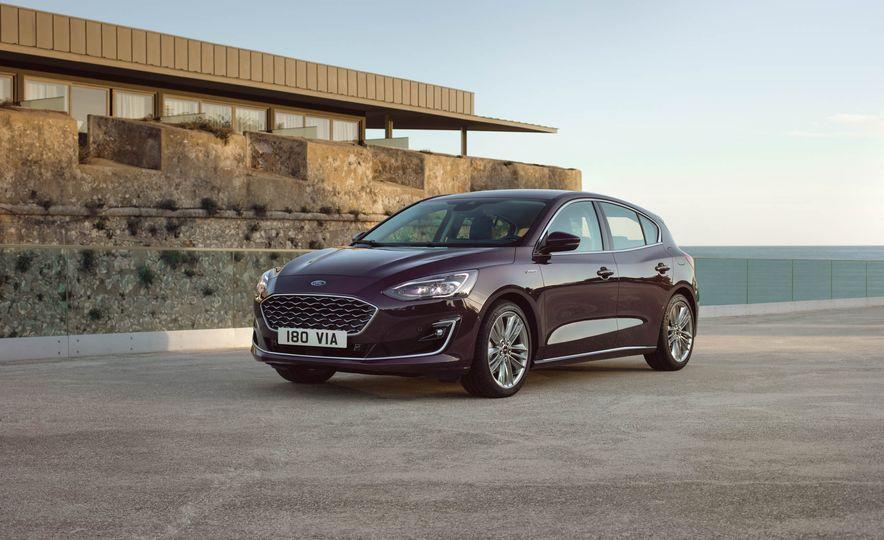 2020 Ford Focus lineup (Euro-spec) - Slide 16