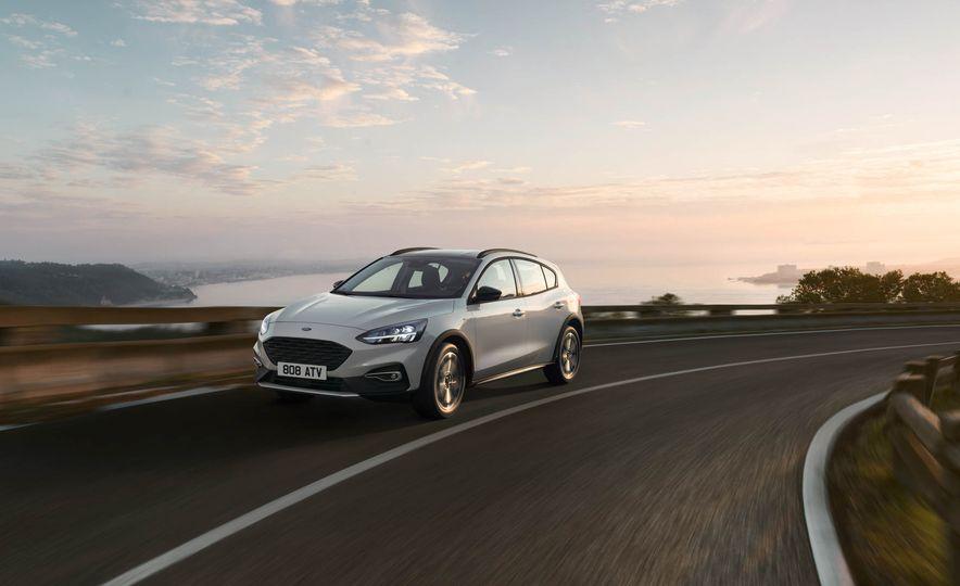 2020 Ford Focus lineup (Euro-spec) - Slide 18