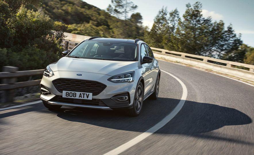 2020 Ford Focus lineup (Euro-spec) - Slide 19