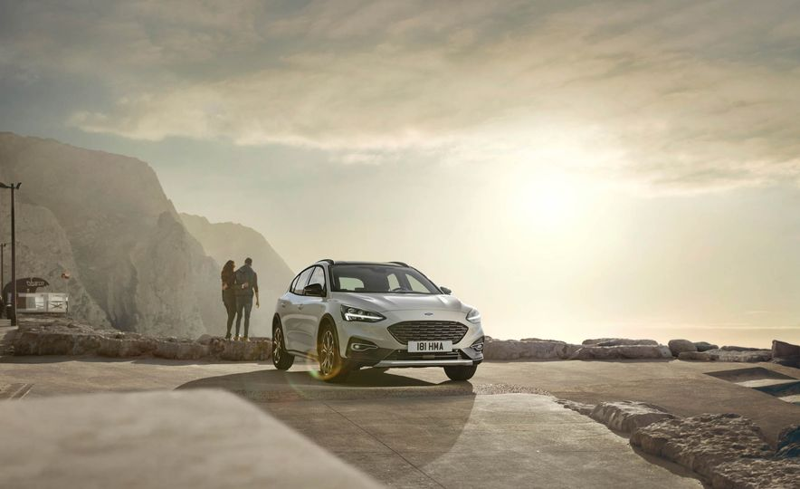 2020 Ford Focus lineup (Euro-spec) - Slide 22