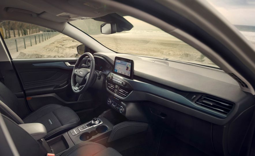 2020 Ford Focus lineup (Euro-spec) - Slide 26