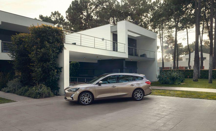 2020 Ford Focus lineup (Euro-spec) - Slide 29