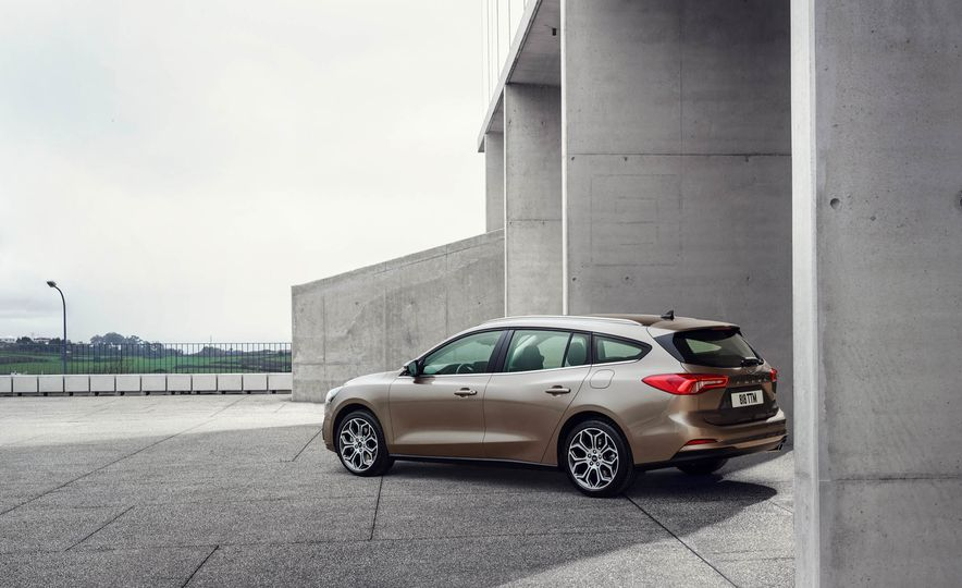 2020 Ford Focus lineup (Euro-spec) - Slide 32