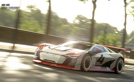 Audi e-tron Vision Gran Turismo: Applying the VGT Formula to Formula E