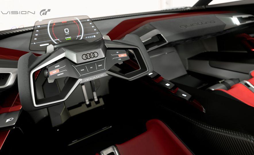 Audi e-tron Vision Gran Turismo - Slide 12