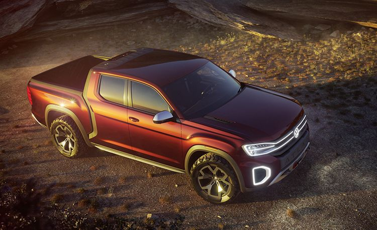 10 Reasons Why Volkswagen Could—and Should—Build the Tanoak Pickup Truck Concept