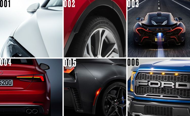 Designer Genes: How Regulations Dictate the Look of New Cars