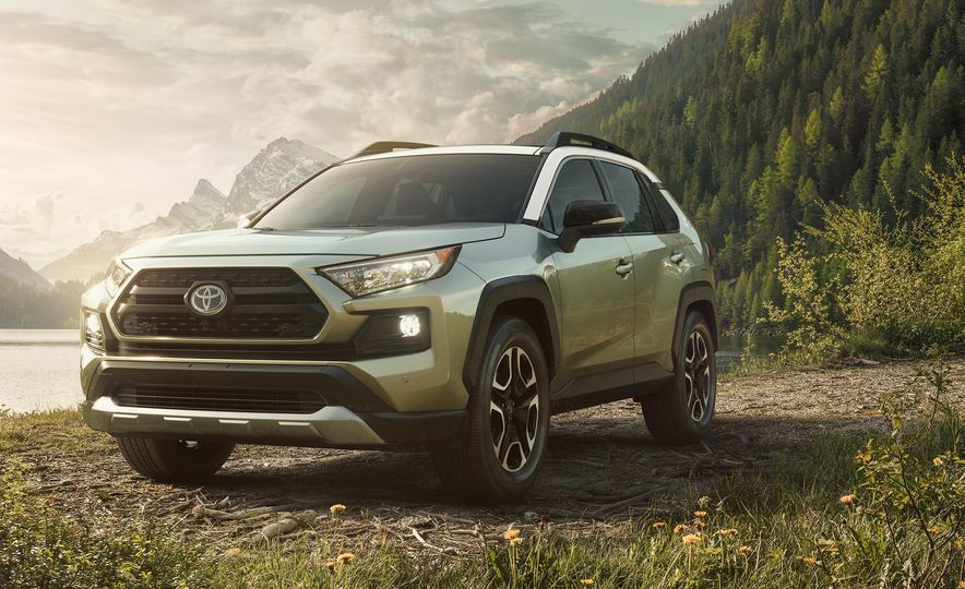 RAV4 the Win: Everything You Need to Know about the 2019 Toyota RAV4 - Slide 1