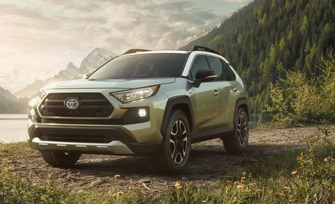 Everything You Need To Know About The 2019 Toyota Rav4