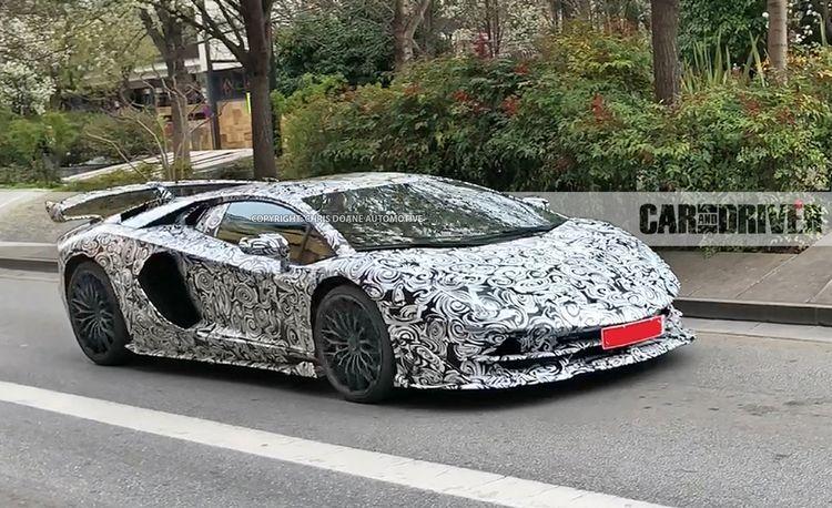 The 2019 Lamborghini Aventador SV Jota Will Be the Ultimate Street Fighter – Future Cars