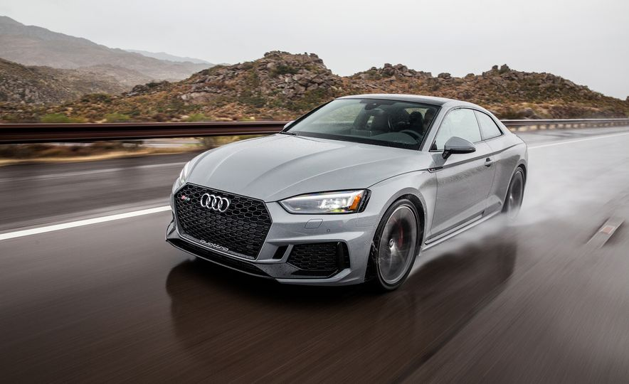 Nine Things You Might Not Know about the 2018 Audi RS5 Coupe - Slide 1