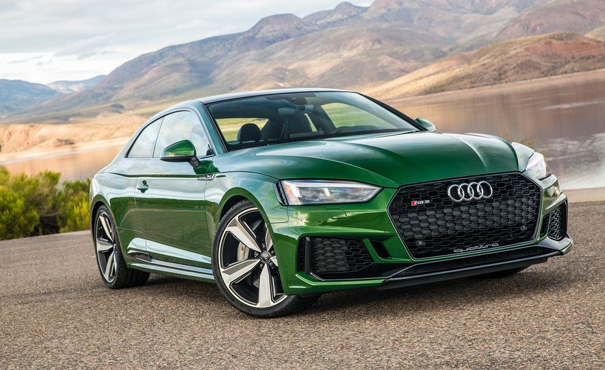 Nine Things You Might Not Know about the 2018 Audi RS5 Coupe - Slide 9