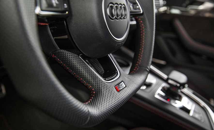 Nine Things You Might Not Know about the 2018 Audi RS5 Coupe - Slide 7