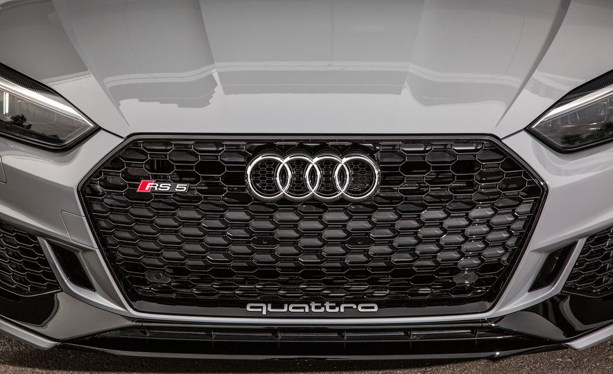 Nine Things You Might Not Know about the 2018 Audi RS5 Coupe - Slide 5