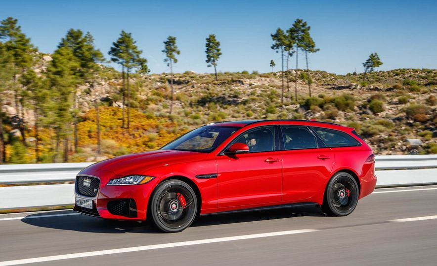 Longroof Short List: Every Station Wagon Currently on Sale in the U.S. - Slide 6