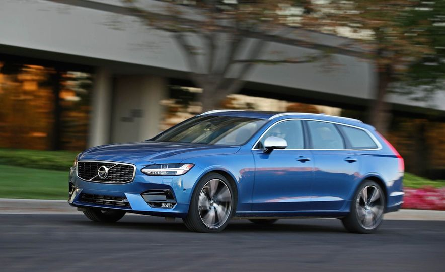 Longroof Short List: Every Station Wagon Currently on Sale in the U.S. - Slide 16