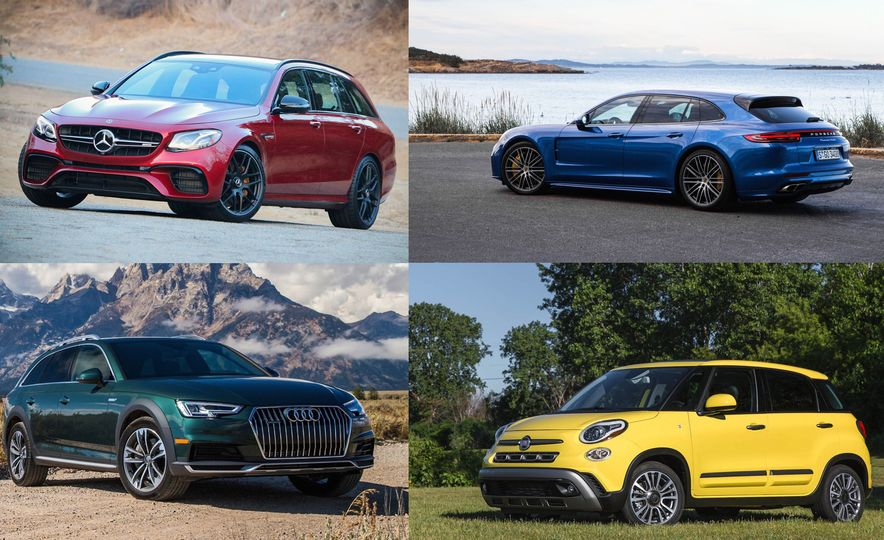 Longroof Short List: Every Station Wagon Currently on Sale in the U.S. - Slide 1