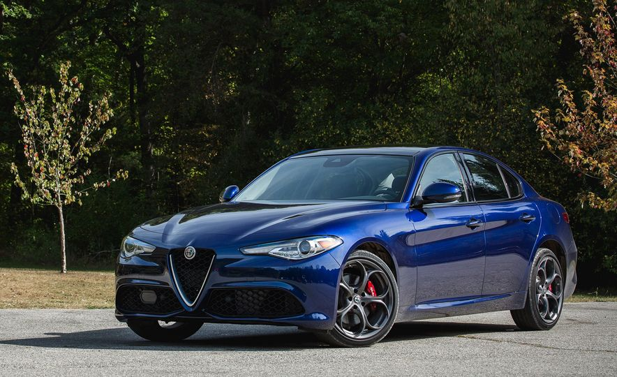 The Most Beautiful Cars for Sale in 2018 for Less Than $40,000 - Slide 2