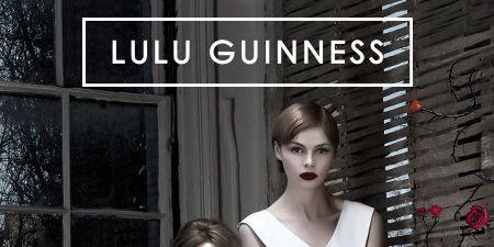 LULU GUINNESS優雅迷人的英倫風尚