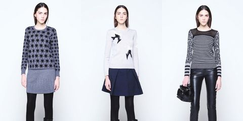 Product, Sleeve, Shoulder, Textile, Joint, Outerwear, White, Pattern, Style, Knee,