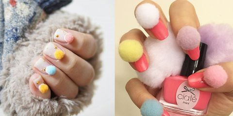 Finger, Nail, Nail care, Nail polish, Beige, Cosmetics, Collection, Close-up, Plush, Toy,