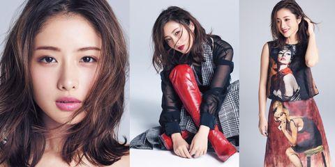 Skin, Beauty, Fashion model, Fashion, Lip, Footwear, Leather, Material property, Photography, Model,