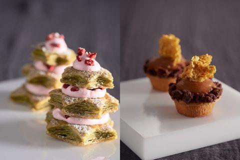 Food, Cuisine, Sweetness, Finger food, Dessert, Baked goods, Recipe, Ingredient, Dish, Cupcake,