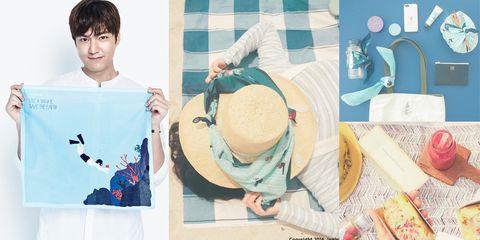 Illustration, Paint, Recipe, Creative arts, Sun hat, Linens, Artisan, Craft, Fedora, Collage,