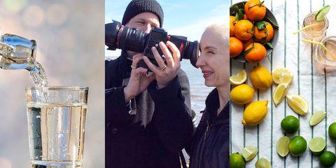 Photographer, Product, Digital camera, Digital SLR, Lens, Camera accessory, Single-lens reflex camera, Mirrorless interchangeable-lens camera, Fruit, Photograph,