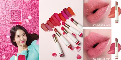 Finger, Red, Magenta, Lipstick, Pink, Nail, Carmine, Cosmetics, Stationery, Material property,
