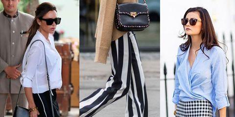 Clothing, White, Eyewear, Street fashion, Black-and-white, Sunglasses, Fashion, Shirt, Footwear, Shoe,