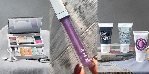 Purple, Pink, Magenta, Display device, Violet, Lavender, Shelf, Nail, Material property, Shelving,