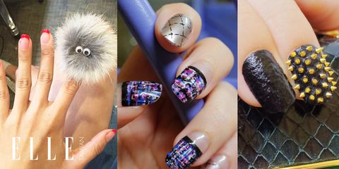 Blue, Finger, Skin, Nail, Purple, Liquid, Nail care, Violet, Nail polish, Manicure,